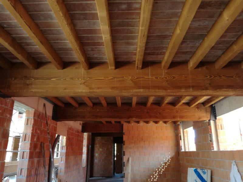 legno solaio